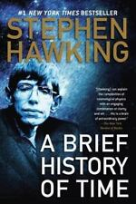A Brief History of Time : From the Big Bang to Black Holes by Stephen W....