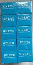 Sun East H11 Headlight Low Beam Halogen Light Bulbs ( 10 pcs )