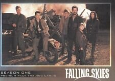 FALLING SKIES SEASON 1 2012 RITTENHOUSE ARCHIVES PROMO CARD P1 NOT GLOSSY