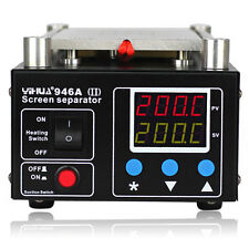 YIHUA 946A(II) LCD Vacuum Touch Screen Glass Separator Machine Kit for Cellphone