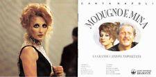 MINA MAZZINI E DOMENICO MODUGNO ● Raro CD 1995 ● CANTANAPOLI ● NA SERA 'E MAGGIO