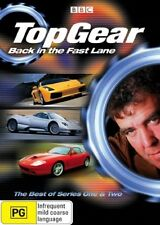 Top Gear - Back In The Fast Lane - The Best Of : Series 1-2 [DVD] Region 4, FREE