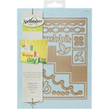 Spellbinders die set pop up Card Creator stepper Step Happy days s7-201