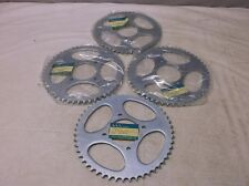 Four 51 Tooth Rear Sprockets for Vintage Honda CT90s