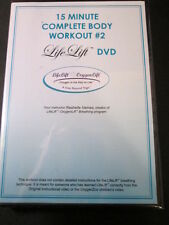 LifeLift Aerobic Breathing Workout #2 DVD a 15 Minute Workout Life Lift DVD