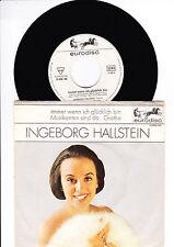 Ingeborg Hallstein - Immer wenn ich glücklich bin