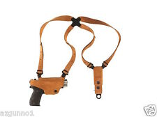 Galco Classic Lite Shoulder Holster, RH Natural S&W J FR 60 21/8 38 .357 # CL160