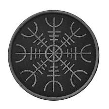 Aegishjalmr Viking Helm of Terror Awe subdued ACU tactical touch fastener patch