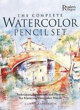 The Complete Watercolor Pencil Set : Techniques, Step-by-Step Projects,...