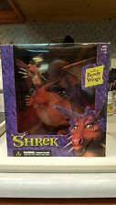 2001 SHREK The Dragon with Bendy Wings Action Figure McFarlane Toys Super RARE