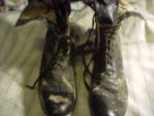 vintage granny lace up boot, delightful, early 1900 hundreds