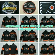 2017 PHILADELPHIA FLYERS STADIUM SERIES HOCKEY JERSEYS NEW