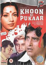 KHOON KI PUKAAR – NUEVO ORIGINAL BOLLYWOOD DVD–