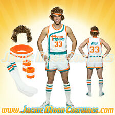 Jackie Moon Costume Set - Flint Tropics Halloween Plus Size Outfit From Semi-Pro
