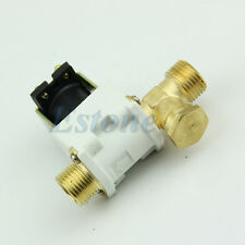 "1/2"" Electric Solenoid Valve For Water Air N/C Normally Closed DC 12V Hot"