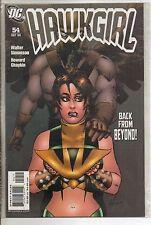 DC Comics Hawkgirl #54 September 2006 NM