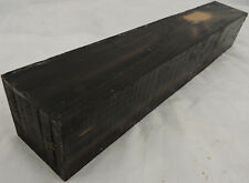 Gabon Ebony Hardwood Blank For Woodworking Game Calls Handles Boxmaking Timber