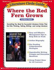 Where the Red Fern Grows (Literature Circle Guides, Grades 4-8) ~ Tara McCarthy