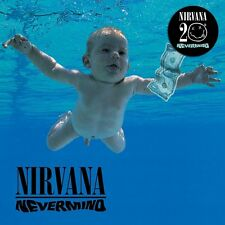 Nirvana - Nevermind ( CD , Album , Reissue , Remastered , 20th anniversary Ed.)