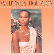 WHITNEY HOUSTON - Deluxe Anniversary Edition (2CD set with DVD!)