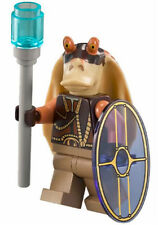 NEW LEGO STAR WARS GUNGAN SOLDIER MINIFIG 7929 9509 minifigure figure jar ep 4