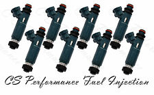 Denso Flow Matched Fuel Injector Set for Toyota-Lexus 4.7 V8 23250-50040 (8)