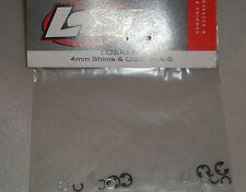 TEAM LOSI RC R/C MODELLO PEZZI AUTO LOSA6108 4MM SPESSORI & GANCIO: JRX-S BIN 8