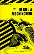 Lee's To Kill A Mockingbird (Cliffs Notes) by #