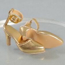 "shoes Gold sandals for 16"" tonner dolls Tyler Wentworth clothes Gene Marsha 2TS7"