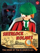 NEW - Sherlock Holmes: The Hound of the Baskervilles (Playmobil)