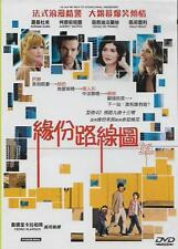 Casse Tete Chinois AKA Chinese Puzzle DVD Audrey Tautou NEW R3 Eng Sub