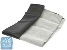 1965-68 Chevrolet Impala & GM B Body Convertible Well Liner - Black