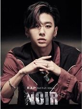 K-POP B.A.P (BAP) 2nd Album NOIR BANG YONG GUK Ver CD + Photobook + Photocard