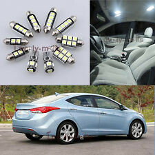NEW Luxury White Car Light Interior LED Package 17x for Volvo S60 2000-2009 L8