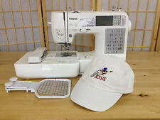 Cap/Hat Hoop for Brother SE 270D 350 400 500D 900D 950D Embroidery Machine