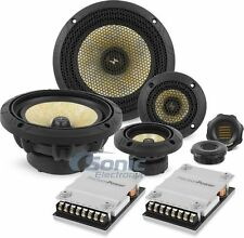 """Precision Power PPI P65c3 250W RMS 6.5"""" 3-Way Component Car Speakers System"""