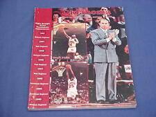 1990-91 University of Oklahoma Basketball Media Guide  - Terry Evans