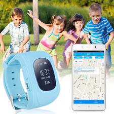 Q50 Baby Safe Smart Watch GPS SOS Call Child Wrist Watch Track Kid Lost Monitor