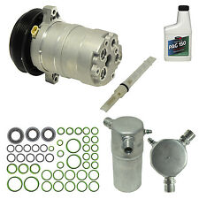 NEW AC COMPRESSOR AND COMPONENT INSTALL KIT 20210 I NEED MODEL YR AND ENG SIZE