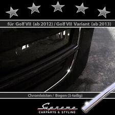 VW Golf 7/VII Tipo 5G,AU & Variant,3M fabricación de cromo para Parrilla,