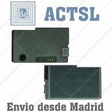 BATERIA Dell Latitude D500 D505 D510 D520 D600 D610 M20 serie