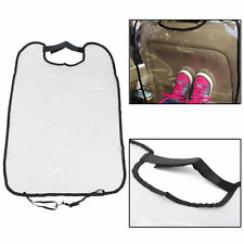 1x Ideal Car Seat Back Rear Protector PVC Anti Stain Mud Cover Mat Pad For SUV