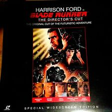 Blade Runner / Directors Cuts - Laserdisc  Buy 6 For Free Shipping