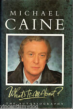 What's it All About? by Michael Caine (Hardback, 1992)