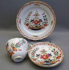 MEISSEN TISCHCHEN MUSTER, KAFFEE GEDECK, 1. WAHL, 1850-1924, TISCHCHENMUSTER