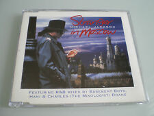CD MAXI SINGLE (CD3) MICHAEL JACKSON STRANGER IN MOSCOW COLLECTOR COMME NEUF