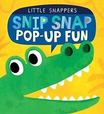 Snip Snap (Little Snappers)-ExLibrary