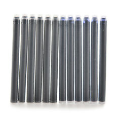 NEW Fashion JINHAO 6pcs blue Fountain Pen Ink Cartridges Refills WB