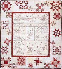 Crabapple Hill Studio Winter Wonderland Quilt Pattern