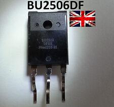 Bu2506df bu2506 TRANSISTOR ORIGINALE PHILIPS NUOVISSIMO UK STOCK